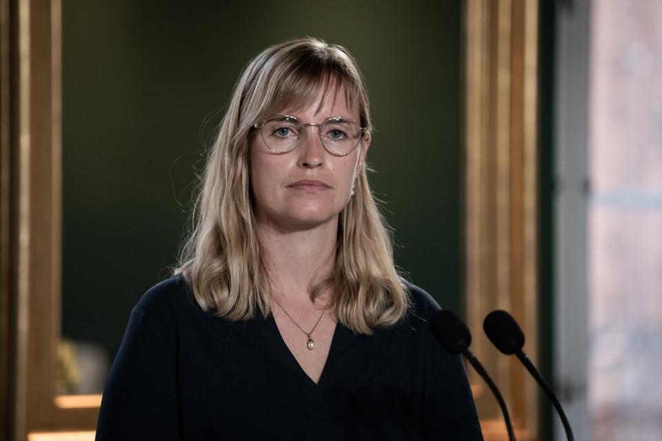 Stephanie Lose er søndag blevet næstformand i Venstre. Hun og formand Jakob Ellemann-Jensen lagde begge vægt på, at hun kommer til at få en mindre synlig og mere intern rolle end tidligere næstformænd i Venstre. (Arkivfoto)