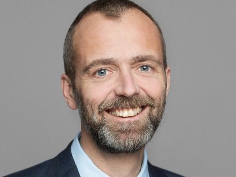 Greve Kommunes pressefoto af hjemsendt kommunaldirektør, Claus Thykjær