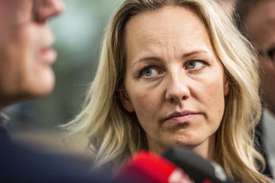 Ida Auken forlod i sidste måned De Radikale og skiftede til Socialdemokratiet. (Arkivfoto)