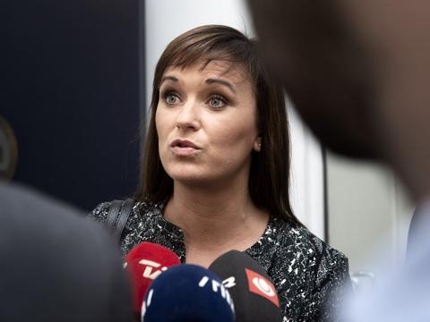 Venstres politiske ordfører, Sophie Løhde, har ikke meget til overs for den plan for genindførslen af patientrettighederne, som regeringen og Danske Regioner har indgået. (Arkivfoto).