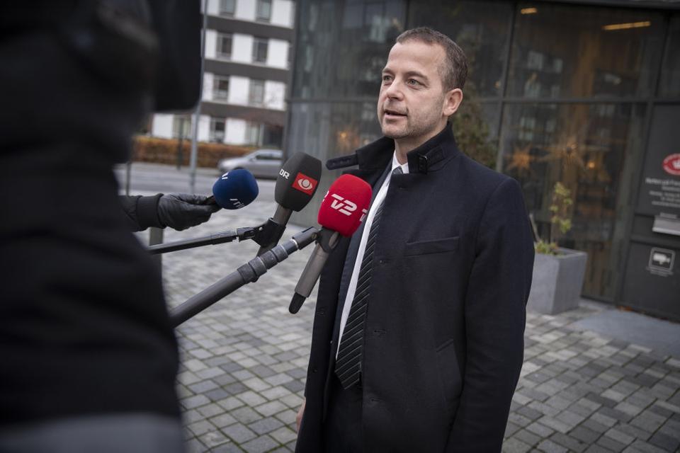 De Radikales Morten Østergaard genopstiller ikke ved næste folketingsvalg. (Arkivfoto)