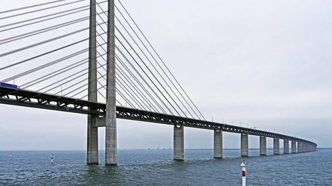 Øresundsbroen. Foto: Pixabay
