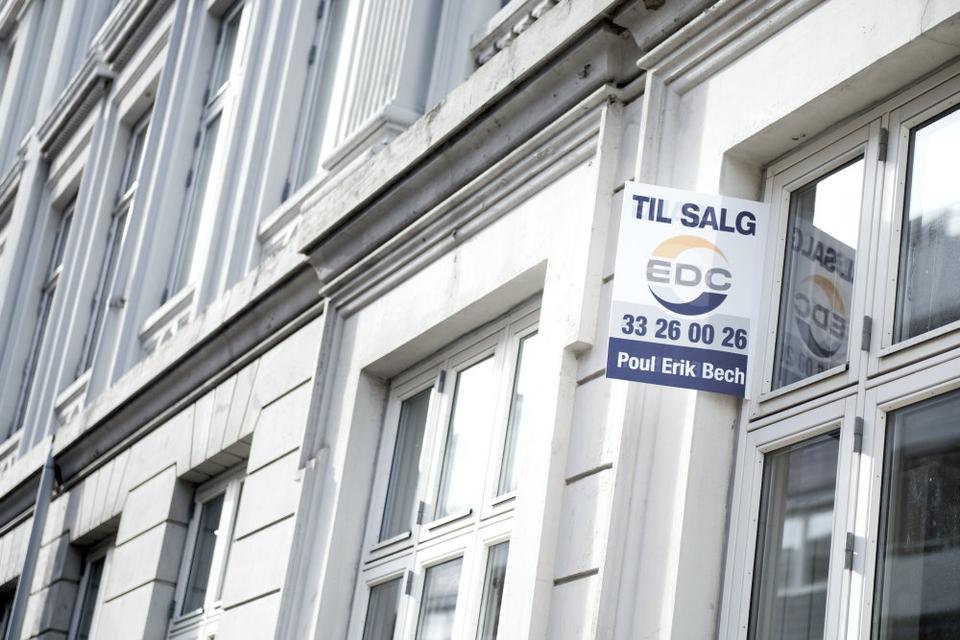 Interessen for at købe bolig er ikke blevet mindre under coronakrisen, viser tal fra Finans Danmark. (Arkivfoto)