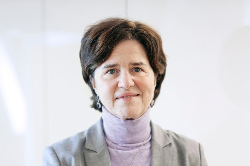 Katherine Richardson er et af Klimarådets medlemmer, der gladeligt flyver verden rundt. (Foto: PR-foto fra Klimarådet)