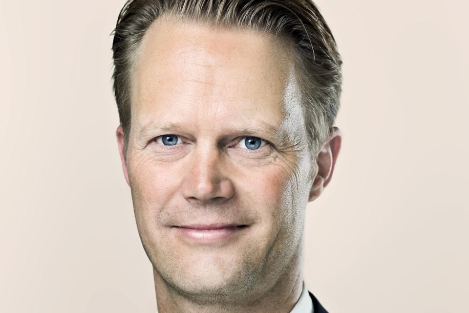 Folketingets pressefoto af Jeppe Kofod (S)