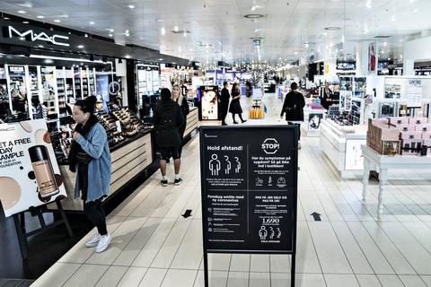 Danske forbrugere er ved at få humøret og troen på fremtiden tilbage. (Arkivfoto)