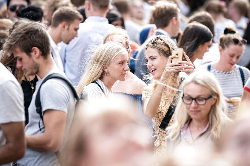 """Over 100.000 studerende lever i """"relativ fattigdom"""", mener Jens Philip Yazdani. Derfor skal SU'en ifølge ham fordobles. (Foto: Niels Christian Vilmann/Ritzau Scanpix)"""