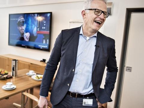 Mads Nipper udskifter fra årsskiftet stillingen som administrerende direktør hos Grundfos med stillingen som administrerende direktør hos Ørsted. (Arkivfoto)