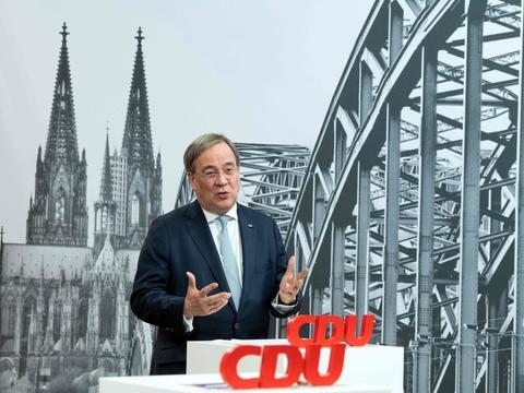 Armin Laschet, den nye leder af Tysklands konservative CDU, er en svoren europæer og tilhænger af multikulturalisme, som har lovet at fortsætte forbundskansler Angela Merkels kurs.
