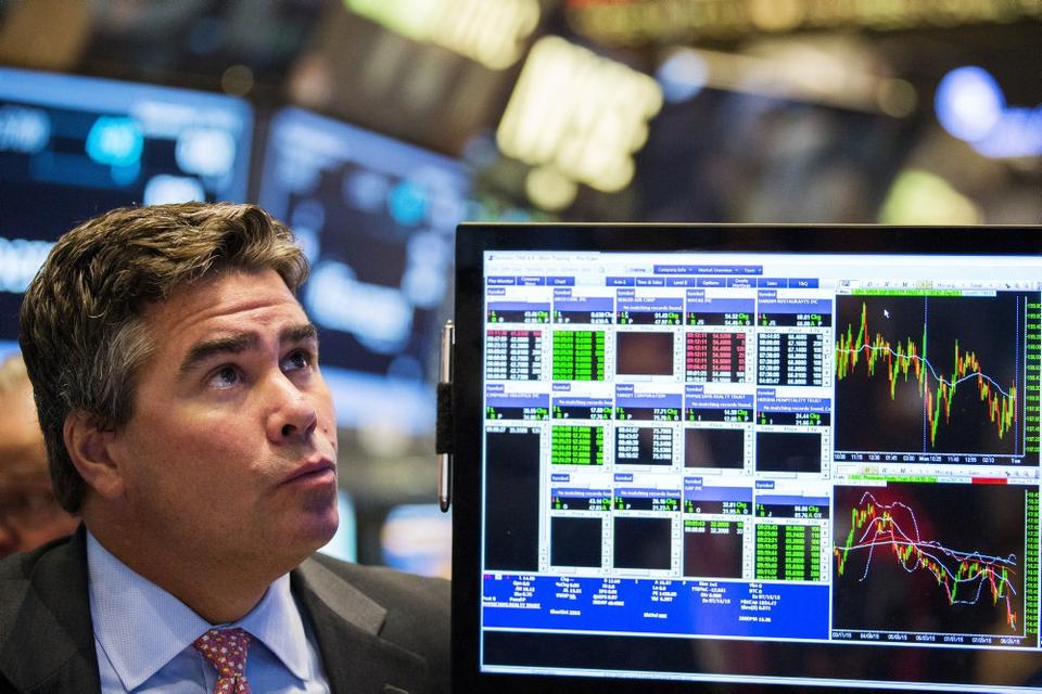 Det brede marked i USA er officielt i en korrektion nu. (Arkivfoto.)