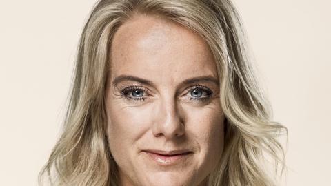 Folketingets pressefoto af Pernille Vermund
