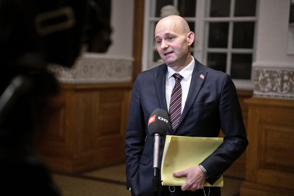 Det vil være bedre for det borgerlige Danmark, hvis der kommer en bedre balance mellem Venstre og De Konservative, mener De Konservatives formand, Søren Pape Poulsen. (Arkivfoto)