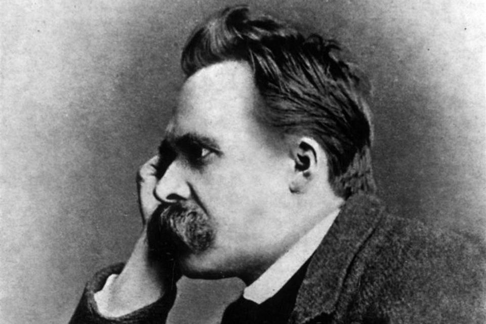 Nietzsche. Foto: Wikimedia Commons