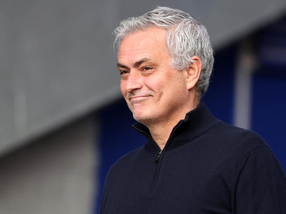 José Mourinho vender tilbage til italiensk fodbold.