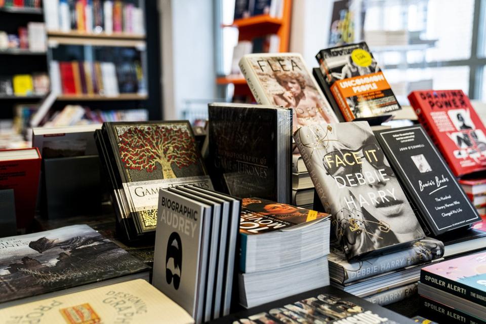 Bog og Idé overtager godt halvdelen af de butikker, som Arnold Busck har efterladt sig. (Arkivfoto)