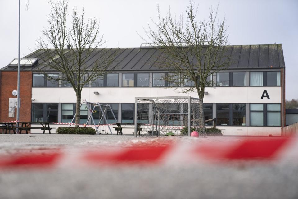 Brændkjærskolen i Kolding er blandt de skoler, som må vente lidt længere på at byde elever tilbage efter vinterferien.