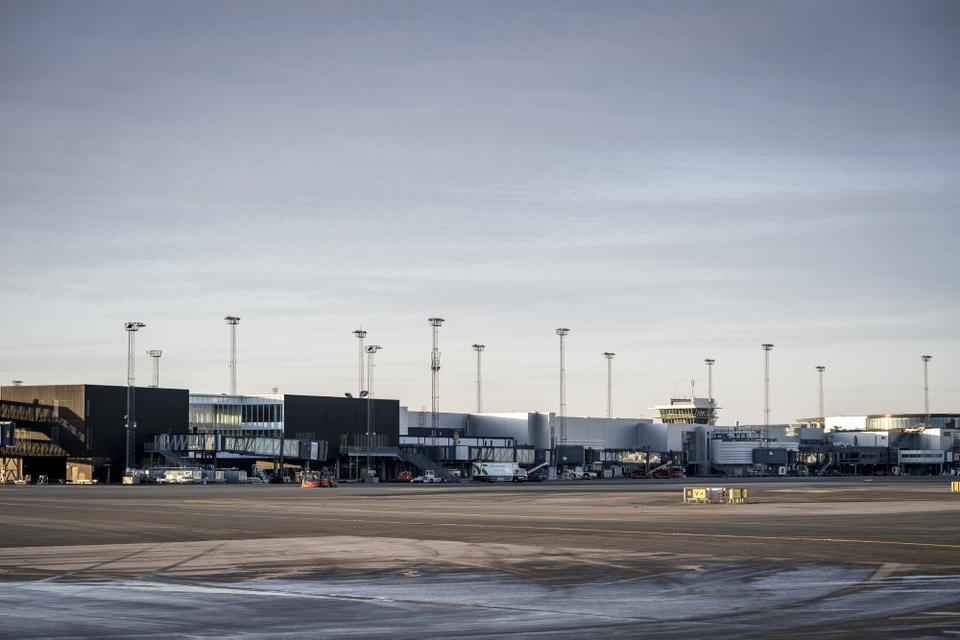 Selv om 2020 har været skidt for Københavns Lufthavn, er underskuddet på 638 millioner kroner langt mindre end hos de fleste flyselskaber (Arkivfoto)