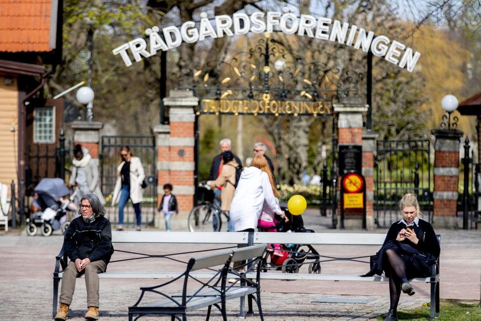 Sverige har valgt en mindre restriktiv tilgang til coronavirusudbruddet end mange andre europæiske lande. (Arkivfoto)