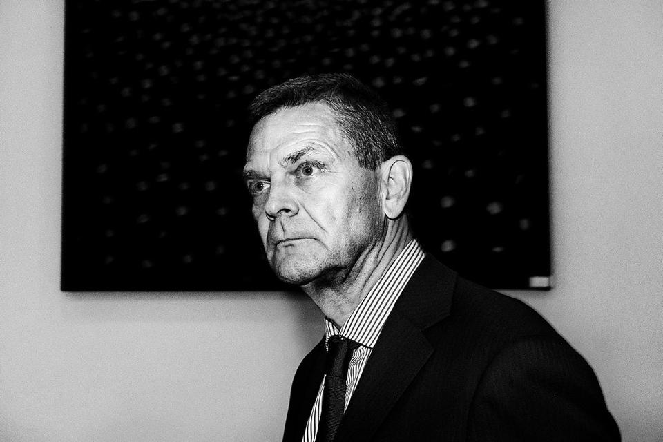 Ole Andersen blev 63 år. (Arkivfoto)