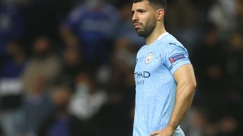 Sergio Agüero spillede lørdag sin sidste kamp for Manchester City, da det i Champions League-finalen blev til et nederlag til Chelsea.