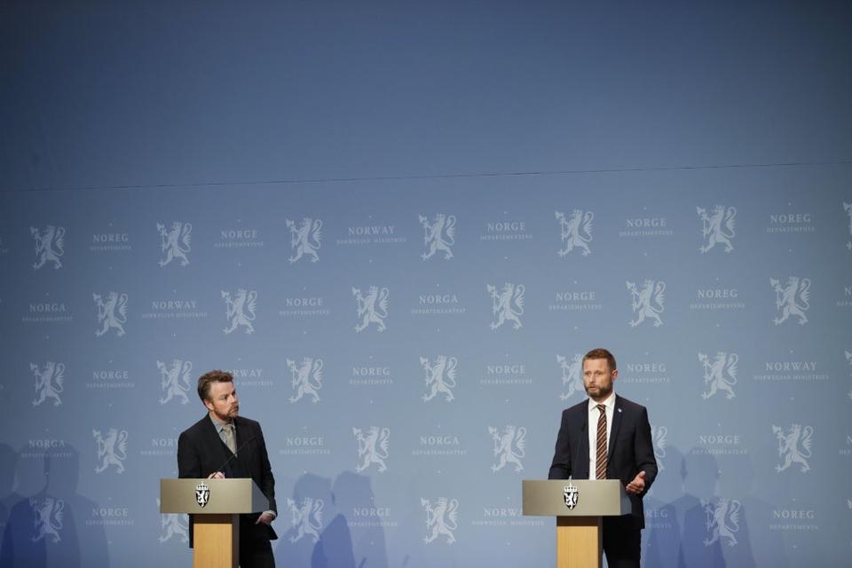 Den norske regering har endnu ikke officielt meldt ud, hvorvidt Region Nordjylland og Region Sjælland er omfattet af et karantænekrav i Norge. (Arkivfoto)