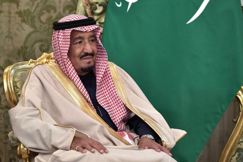 Saudi-Arabien er et islamisk monarki, der ledes af kong Salman bin Abdulaziz Al Saud. (Foto: kremlin.ru)