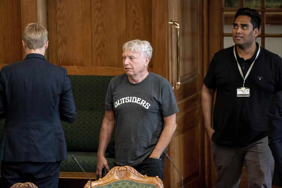 Uffe Elbæk var i lang tid politisk leder for Alternativet. I det nye parti Frie Grønne er det dog Sikandar Siddique, der også er tidligere Alternativet-medlem, som skal stå i spidsen. (Arkivfoto)