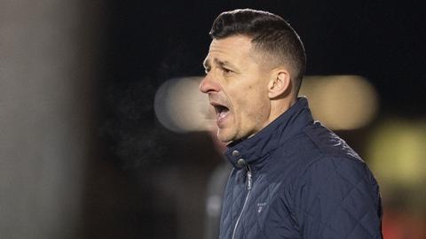 Constantin Galca kom til Vejle i marts 2019 og har sikret Vejle en oprykning og redning i den efterfølgende sæson i Superligaen. Det er første gang i to årtier, at det er sket. (Arkivfoto).
