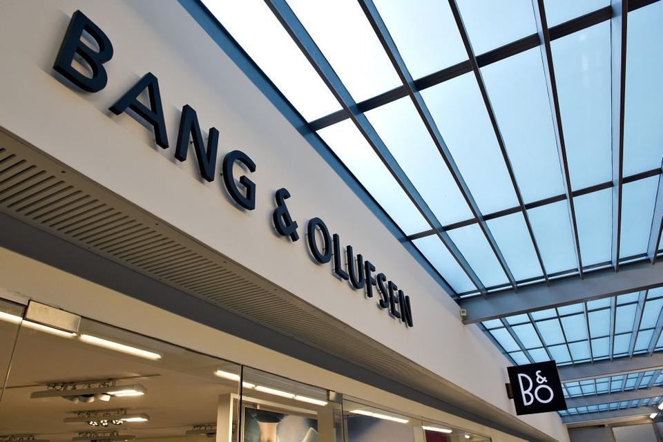 Bang & Olufsen har tabt penge i andet kvartal.