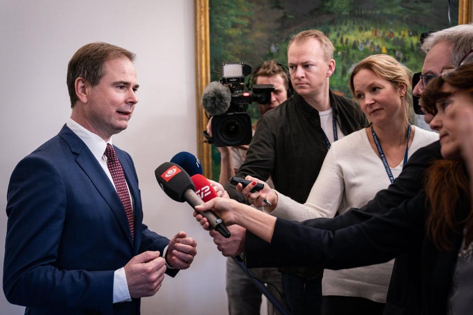 Det var med finansminister Nicolai Wammen (S) i spidsen, at regeringen sammen med De Radikale, Enhedslisten, SF og Alternativet blev enige om en finanslov. (Arkivfoto).