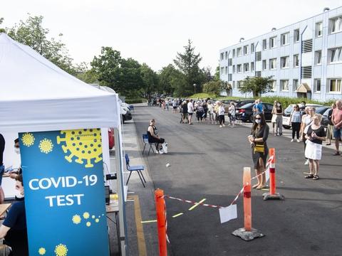 De næste uger vil SSI invitere flere tusinde danskere til at blive testet for antistoffer mod covid-19.