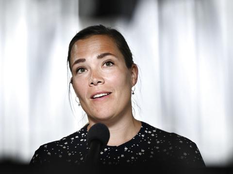 Social- og indenrigsminister Astrid Krag. (Arkivfoto: Philip Davali/Ritzau Scanpix)