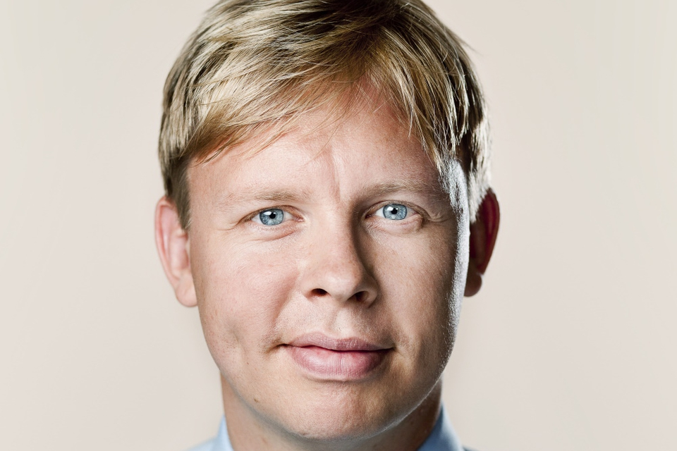 Folketingets pressefoto af Jacob Bjerregaard (S)