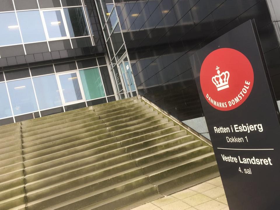 Retten i Esbjerg har onsdag dømt en 34-årig mand for uagtsomt manddrab.
