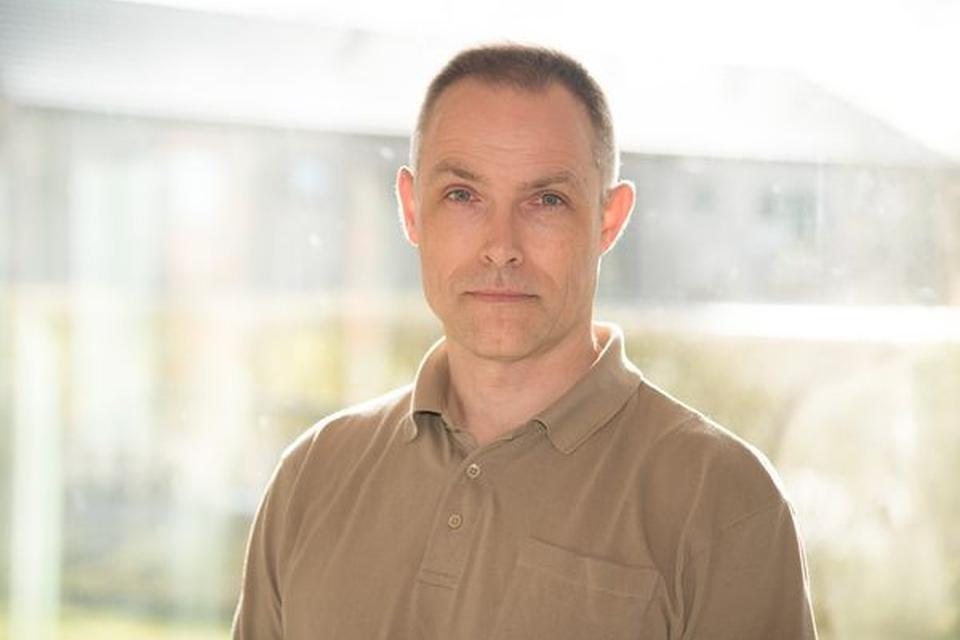 Direktør i tænketanken Growz, Allan Holm Nielsen