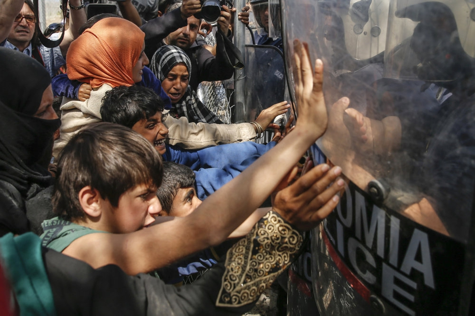 Omfordeling af asylansøgere har splittet EU-landene de seneste år. Torsdag har EU-Domstolen afgjort, at Polen, Ungarn og Tjekkiet handlede i strid med EU-retten, da de tre lande ikke bidrog til en EU-ordning for omfordeling af asylansøgere. (arkiv)