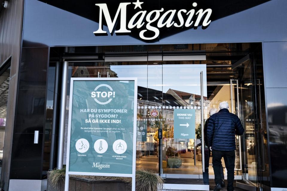 En større købelyst hos de danske forbrugere har i maj været med til at trække forbrugertilliden op. (Arkivfoto)