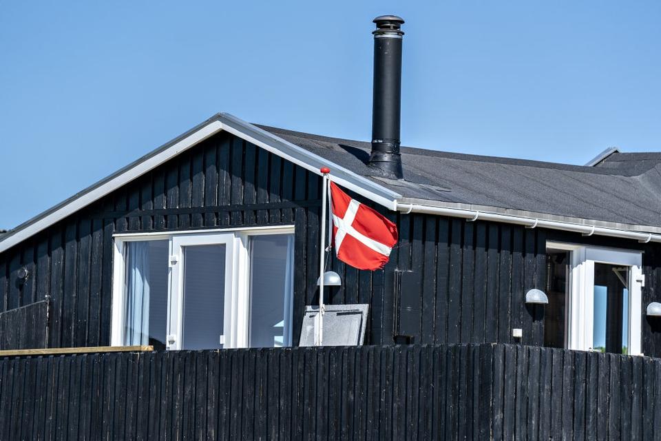 Danskerne er i den grad rejst ud i sommerlandet i år. (Arkivfoto)