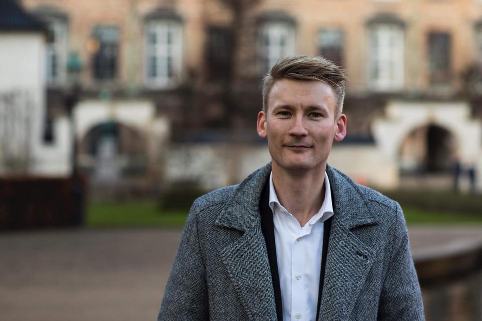 Peter Kofod, medlem af Europa-Parlamentet og tidligere folketingsmedlem (DF).
