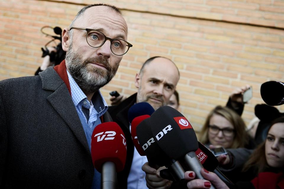 Henrik Qvortrup er blevet ansat som ny politisk redaktør hos B.T. (Arkivfoto)