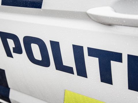 Politiet har anholdt en person, som mistænkes for at have deltaget i slagsmålet. (Arkivfoto.)