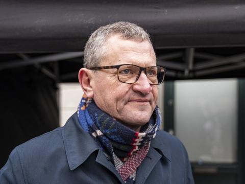 Henrik Frandsen drev landbrug, før han gik ind i politik. Han har også tidligere stillet op til formandsposten i Landbrug & Fødevarer, men tabte til Martin Merrild i 2012. (Arkivfoto)