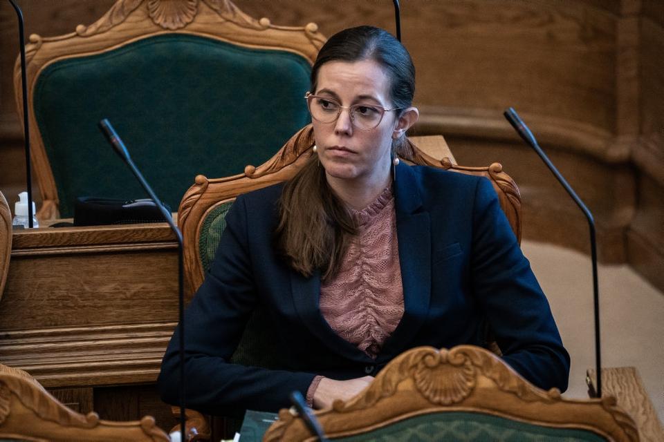 De Konservatives gruppeformand, Mai Mercado, siger til Netmediet A4, at hverdagen på Christiansborg er blevet endnu mere presset i løbet af coronakrisen. (Arkivfoto)