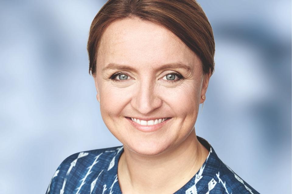 Heidi Bank. (Foto: Venstre)