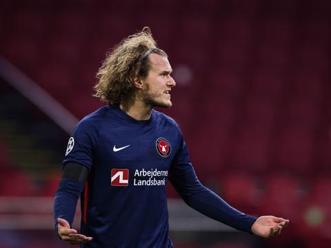 FCM-profilen Alexander Scholz fortsætter karrieren i japansk fodbold. (Arkivfoto)