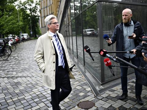 Søren Pind var justitsminister, da Inger Støjberg gav en instruks om adskillelse af asylpar.