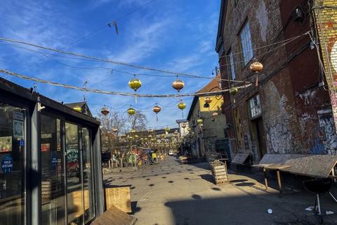 Siden 7. januar har Christiania været ramt af et midlertidigt opholdsforbud. (Arkivfoto)