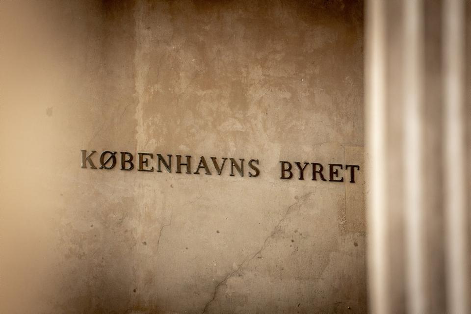 Københavns Byret har onsdag formiddag afsagt skyldkendelse i en sag, hvor en 74-årig kvinde er tiltalt for at have dræbt sinmand. (Arkivfoto)