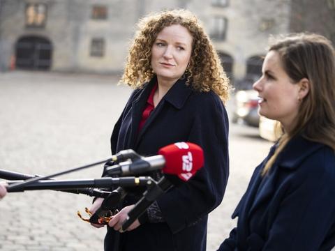 Rosa Lund og Enhedslisten mener, at en 4-årig pige med ptsd skal evakueres fra Syrien til Danmark omgående. (Arkivfoto)