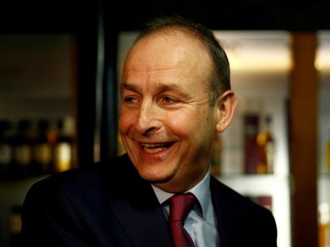 Lederen af Fianna Fáil, Micheál Martin, ventes at stille sig i spidsen for en irsk koalitionsregering. Dog skal han formentlig rotere på premierministerposten med Leo Varadkar.